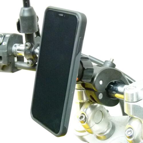 Robusto Pinza Moto Supporto & Tigra Neo Custodia Per Iphone Se 2 (2020)