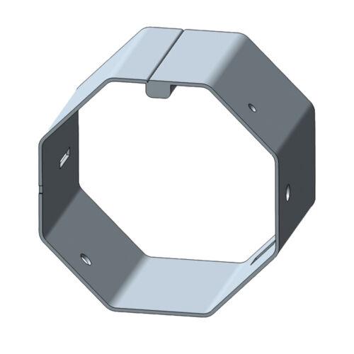 Rademacher Adapter Mitnehmer 8-kant Welle 70mm für RTBL Rohrmotor Rolladen Neu