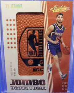 2019-20-Absolute-Jumbo-Basketball-Ty-Jerome-RC-1-5-Rare
