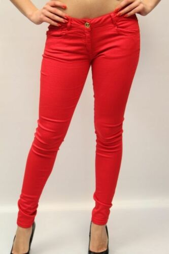 Pp Rosso Pantaloni Брюки Blugirl 12 25 8663 Pantalone Mis Donna Donna YnzwxF