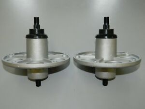 2-x-RIDE-ON-MOWER-BLADE-SPINDLES-ASSEMBLY-FOR-MURRAY-VIKING-ROVER-MOWERS-1001200