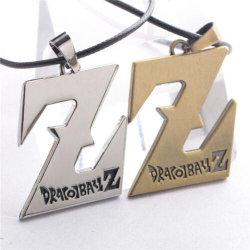 Dragon Ball Z DBZ Vegeta Son Goku Choker Necklace Pendant Anime Cosplay Jewelry