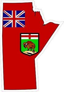 Manitoba-Map-Flag-Decal-Sticker