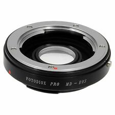 Fotodiox Objektivadapter Pro Minolta MD, MC, Lens to Canon EOS Camera Chip
