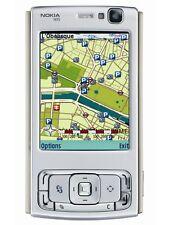 Nokia N95 Silver-Black(Ohne Simlock)Smartphone WIFI 3G 5MP BLITZ GPS Finland GUT