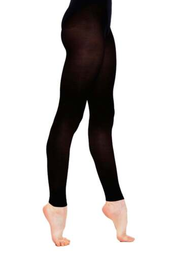 Silky Dance Footless Tights