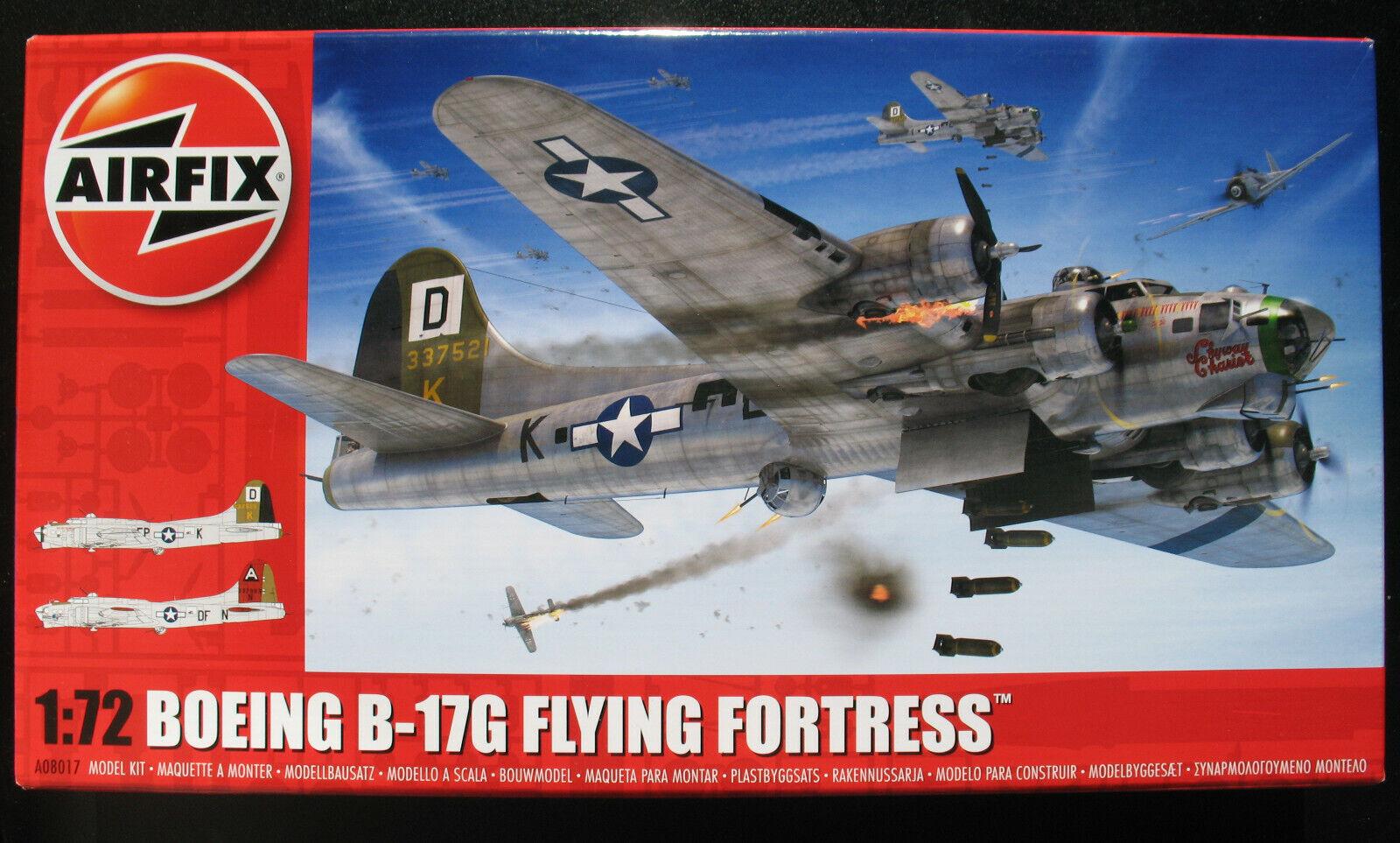 AIRFIX A08017 - BOEING B-17-G B-17-G B-17-G Flying Fortress - 1 72 -Flugzeug Modellbausatz Kit  | Üppiges Design  b294a4