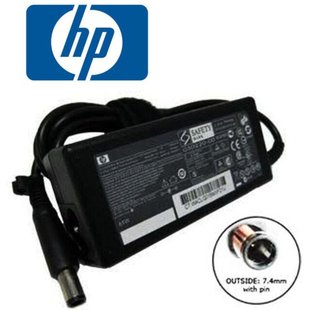 GENUINE ORIGINAL HP Pavilion G6 G56 CQ60 DV6 laptop Charger Adapter Power Supply