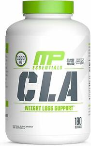 Mp Essentials Cla 1000 High-Potency, Natural Weight-Loss Exercise Enhancement, I