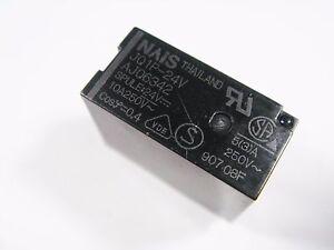 Rele-24v-1xum-250v-10a-5a-30v-5a-NAIS-jq1a-24v-Repuesto-cnc-reparatur-11r100