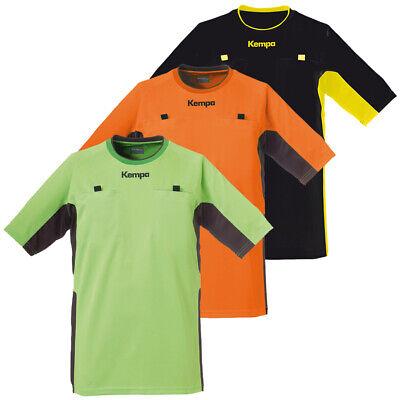 Kempa Referee Shirt Schiedsrichter Herren Handball Trainings Sport Trikot Neu