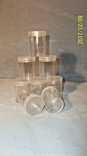 Anco Round Coin Tubes for American Silver Eagle 5 NEW--FIVE