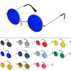Ozzy Osbourne Style Round Sunglasses - Several Color Choices