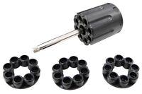 Wg 24 Round Co2 Airsoft Revolver Cylinder Set