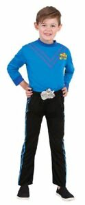 THE-WIGGLES-Deluxe-Costume-Anthony-Blue-Wiggle-Dress-Up-size-3-5-or-1-3yr-NEW