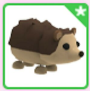 Hedgehog Pre Teen Adopt Me Roblox Ultra Rare Fast Delivery Ebay