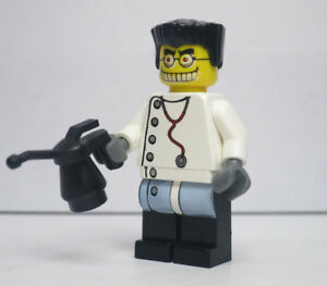 Mad-Scientist-Studios-1382-Monster-Classic-Vintage-LEGO-Minifigure-Mini-Figure