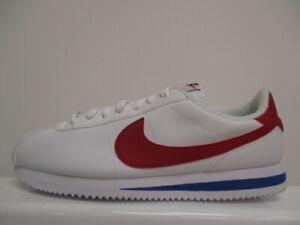 Zapatillas para hombre Nike Classic Cortez Cuero UK 10 nos ...