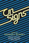On Signs by Johns Hopkins University Press (Paperback, 1985)