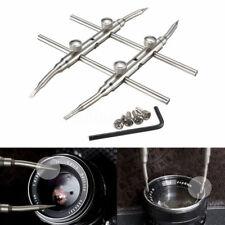 JS_ Pro Stainless Steel DSLR Camera Lens Repair Kit Spanner Wrench Open Tool G
