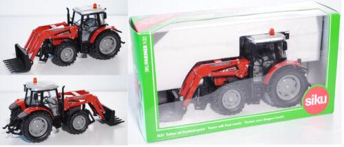 embalaje original 1:32 Siku Farmer 3653 Massey Ferguson MF 894 tractor