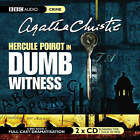 Dumb Witness by Agatha Christie (CD-Audio, 2007)