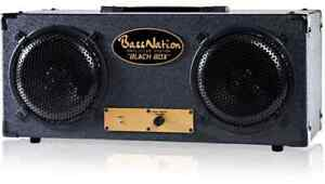 Black Box Audio Video Amplifier High Bass Amp Outdoor Stereo System Home Theater