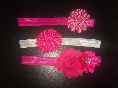 Humble Baby Headband Set Photo Prop Hair Accessories Set Of 3 Easy And Simple To Handle Hair Accessories