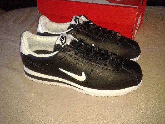 Neue Nike Cortez Basic Jewel  Grösse EUR 38 UK 5  833238-002 / 833238002