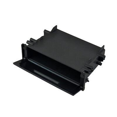 Car CD Player Radio Storage Box for Nissan 1Din Stereo Dash Trim Pocket Kit