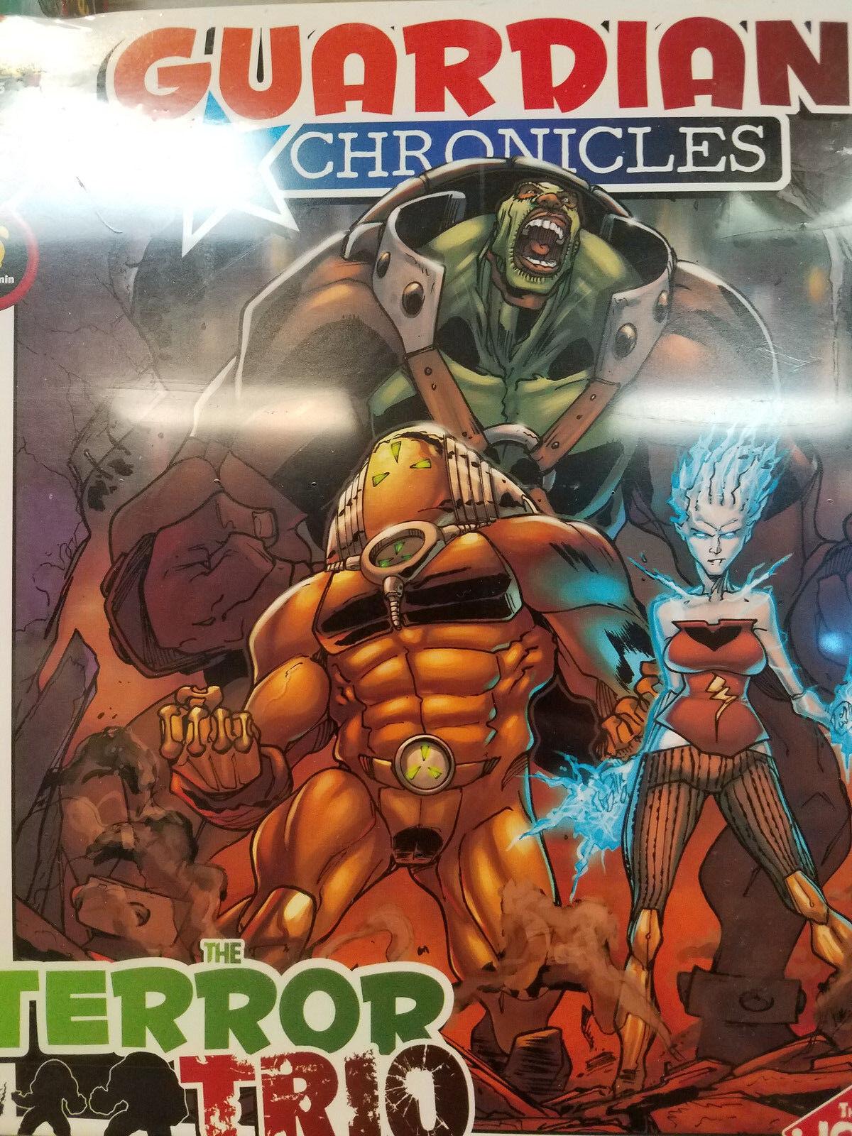 Guardianes' Crónicas el Terror Trio Extensión Extensión Extensión 1 - Iello Juegos de Mesa Nuevo 6ea39a