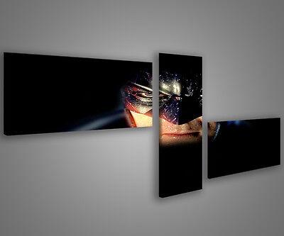 Quadri moderni batman 180 x 70 stampe su tela canvas con telaio MIX-S/_89