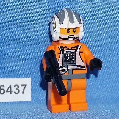 LEGO 2 x Figur Minifig Star Wars Zev Senesca sw260 aus Set 8083 8089