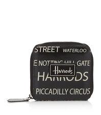 HARRODS strade di Londra Design Carta e Portamonete Portafoglio-fantastico regalo