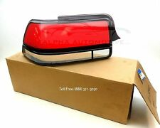 NOS New OEM 1988-1993 Pontiac Grand Prix Left Tail Lamp Lens Taillamp Taillight