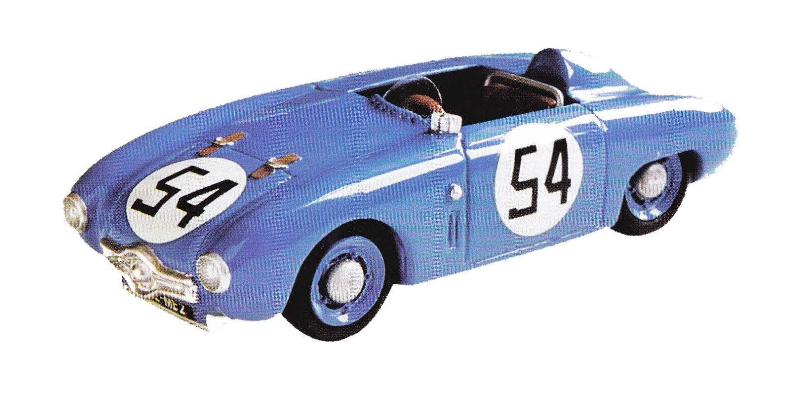 Kit pour miniature auto CCC   Panhard Dyna X86 610 CM3 Le Mans 1950 référence 12
