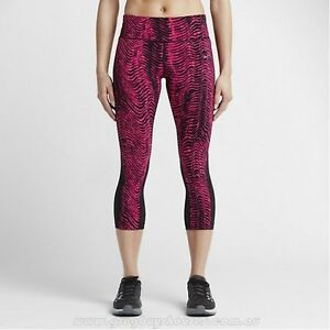 Image is loading NIKE-DRI-FIT-SIDEWINDER-EPIC-LUX-PRINTED-WOMEN-