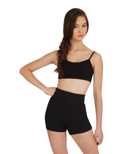Capezio Women/'s Team Basic High Waisted Short TB131 All Sizes