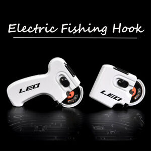 Automatic Fishing Hook Tier Tool Fast Knot Tying Machine for Fly Fishing