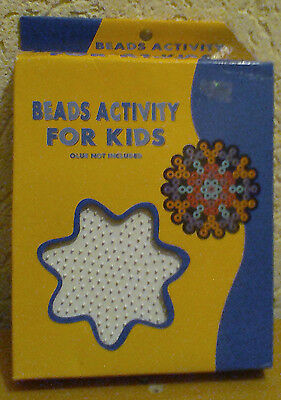 Form Genial Beads Activity For Kids Bügelperlen Bügelbilder