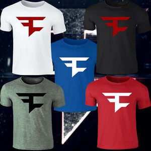 Faze Clan T-Shirt KIDS BLack Ops PS4 PS3 Xbox BOYS GIRLS Gamer Gaming Tee New | eBay