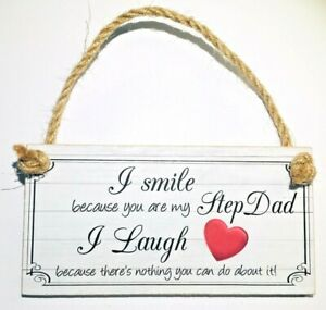 Personalised Photo Plaque Dad Daddy Grandad Step Dad Birthday Gift Present