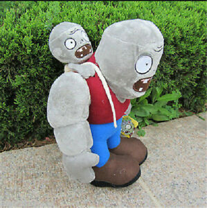 Details about PLANTS vs  ZOMBIES Soft Plush PVZ Toy Teddy Stuffed Doll  Gargantuar Zombie Gift