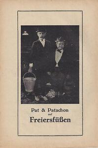 Zwischendr-Pat-amp-Patachon-auf-Freiersfuessen-Carl-Schenstroem-Harald-Madsen