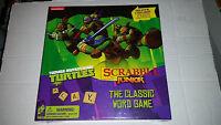 Teenage Mutant Ninja Turtles Scrabble Junior Sealed