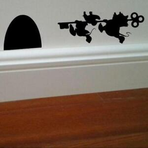 Mouse-Hole-House-Wall-Sticker-Home-Decor-Skirting-Board-Decal-Stickers-LC