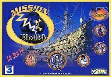 Jeu de société Mission Pirattak - Le jeu TV - France 3 - Jeux Druon