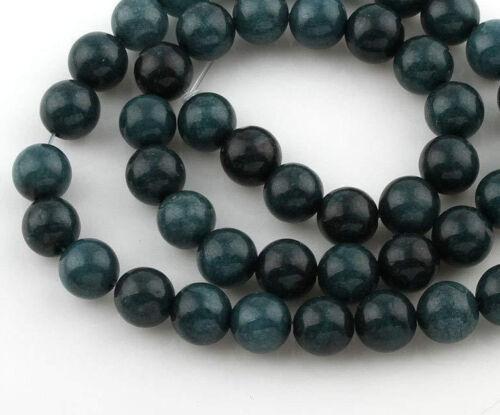 Les pierres précieuses perles nature 4 mm Indien Saphir Environ pierres 45stk Best azg8