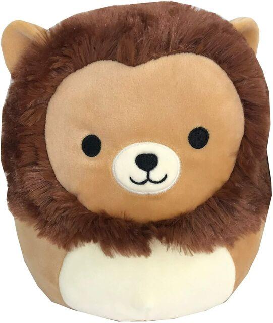 "Squishmallow Plush Doll,  Squishmallow Lion Plush Doll, Soft Plush 8"" New"