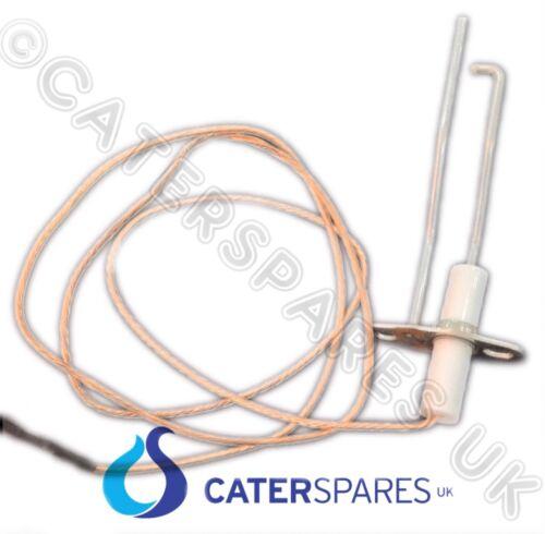 005900 ZANUSSI GAS PIZZA OVEN ROUND SPARK IGNITION ELECTRODE /& SENSOR PROBE